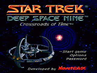 Star Trek - Deep Space 9 - Crossroads of Time